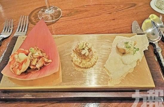 平食曼谷米芝蓮!!!一星泰菜皇家級享受