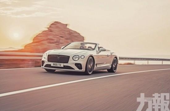 Bentley Continental GT W12 Convertible 非凡敞篷之作