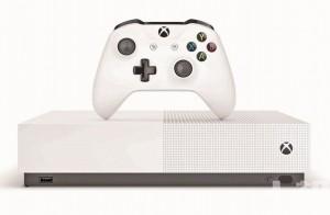 Xbox One S免光碟數碼化