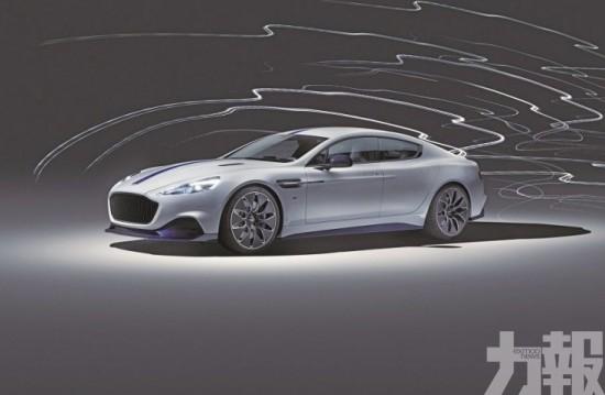 Aston Martin Rapide E 非凡電動超跑