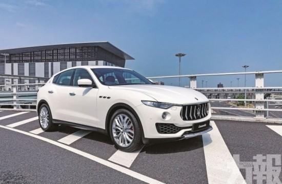 2019 Maserati Levante 實力加碼