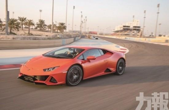 Lamborghini Huracán Evo 青出於藍