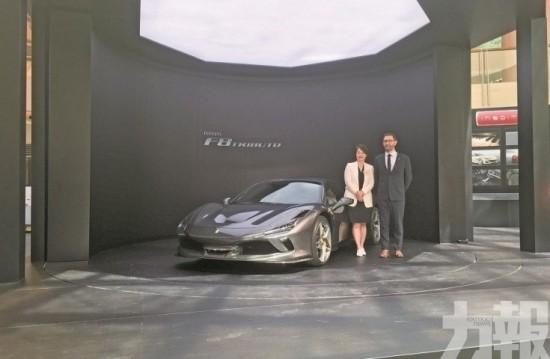 品牌最強V8引擎型號!法拉利F8 Tributo登陸香港