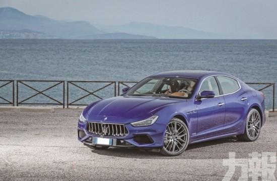 Maserati Ghibli GranSport 絕不平凡