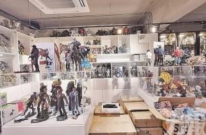 曼谷隱世玩具店