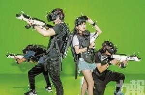 Sandbox VR開幕!4D官能震撼體驗