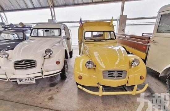 免費參觀!!!泰國古舊汽車博物館