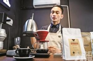 電單車聯乘!專業咖啡烘焙體驗
