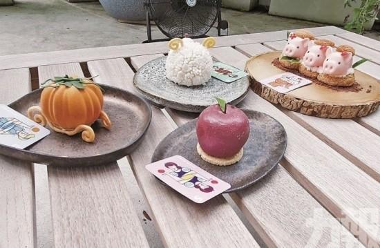 泰國網紅甜品店!