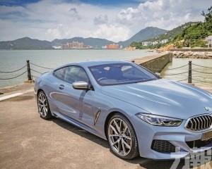 THE 8 Coupé BMW LUXURY CLASS 豪華跑車