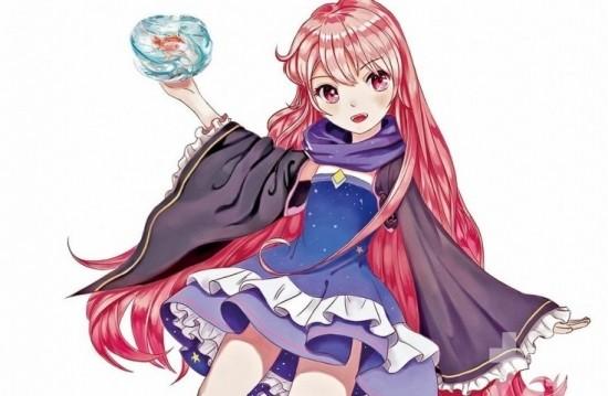 魔法少女菈菲(第十九回中之三)