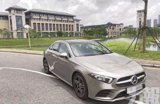 Mercedes-Benz A 200 Sedan 引領四門房車潮流