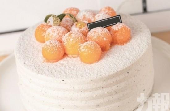 夏日限定!必食鮮氣 水果蛋糕