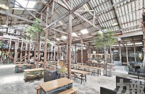 暢遊曼谷陶瓷島!必到新開餐廳