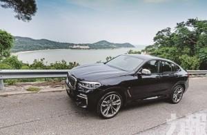 BMW X4 M40i M基因強襲
