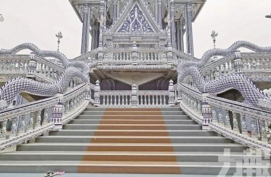 泰國東部最靚佛寺