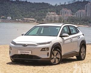 Hyundai Kona Electric 抵玩電動SUV