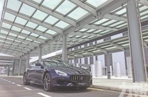 Maserati Quattroporte GranSport 演繹意式風雅