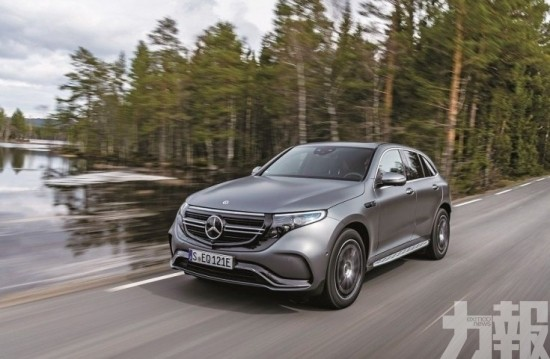 Mercedes-Benz EQC 400 4MATIC 平治電能新寵