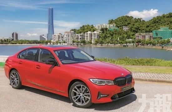 BMW 320i Sport Line 隨心所欲