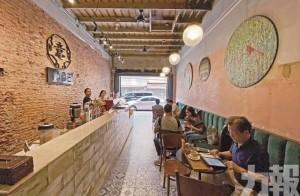 曼谷唐人街藝術咖啡店