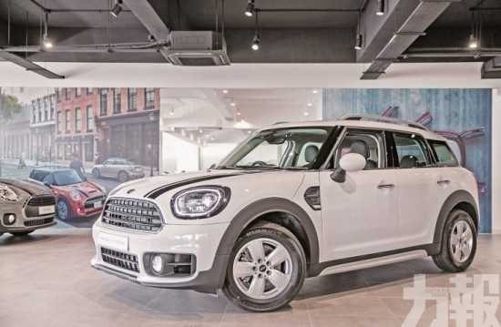 MINI One Countryman 玩味加Fun