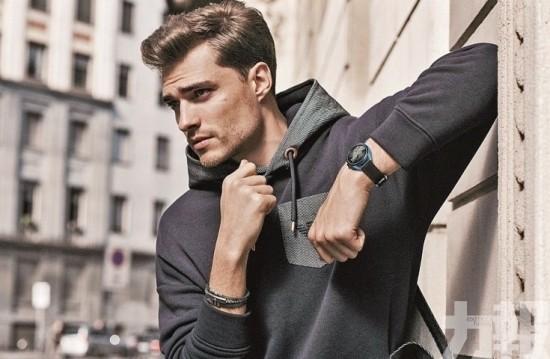 全新設計!新一代智能觸屏手錶面世