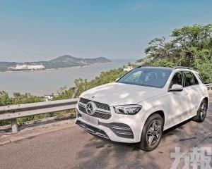 Mercedes-Benz GLE 450 4MATIC 全能駕馭新境界