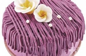 季節限定!聖安娜推紫薯黑糖糕餅