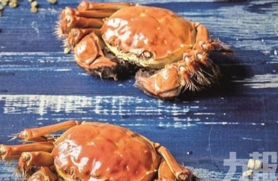 蟹黃脂滿膏豐!美高梅呈獻「蟹」滋味