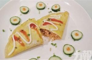 日式蛋包飯
