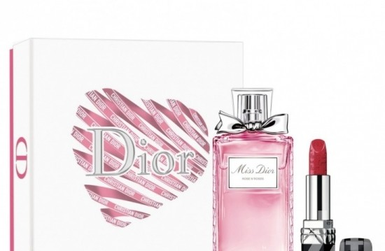 Dior新品添愛意
