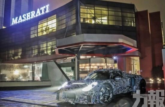未來車型配純電動系統