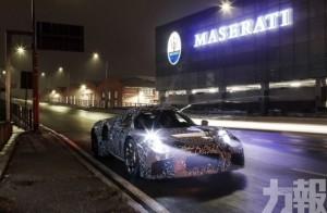 瑪莎拉蒂全新跑車官方命名正式公布