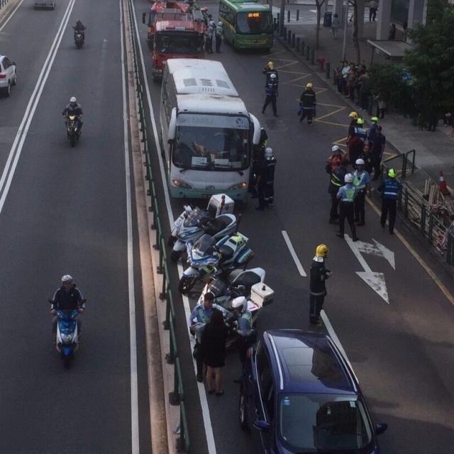 肇事電單車司機不治身亡