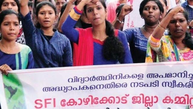 一個西瓜惹起女人的憤怒 印度教授言論引爆抗議潮