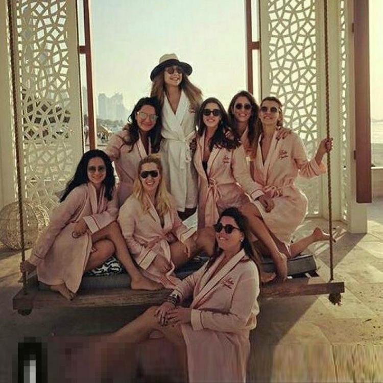 土國準新娘與七姊妹遇空難魂斷伊朗