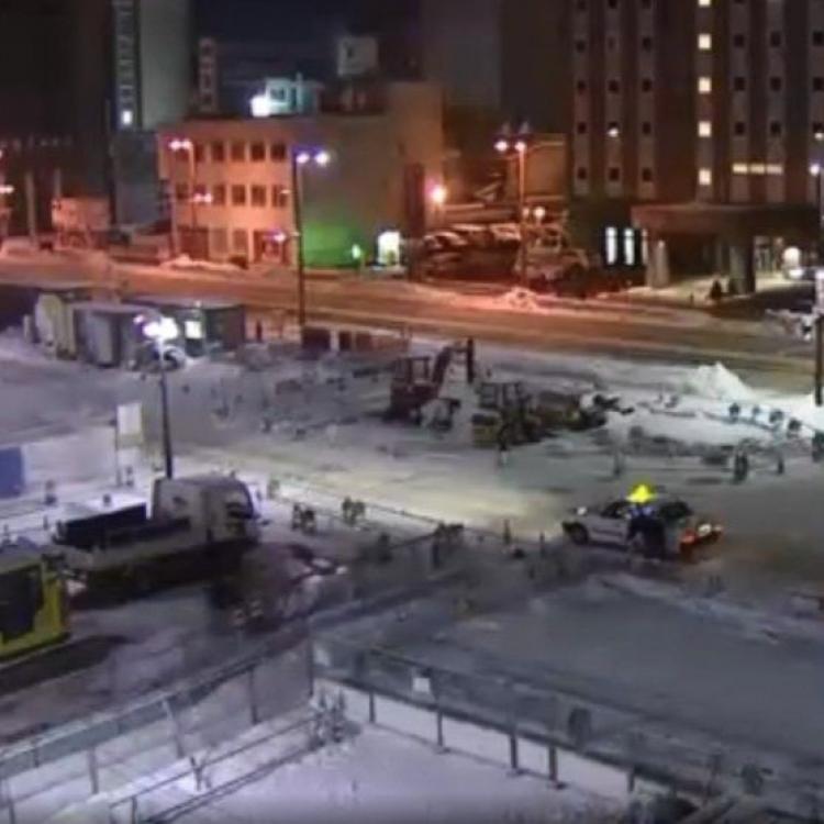 北海道聖誕期間或有暴風雪