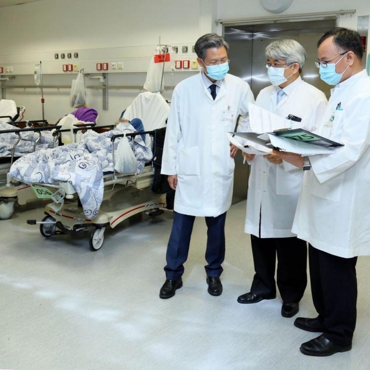 衛生局呼籲居民繼續防範流感