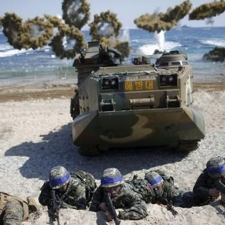 美韓「關鍵決斷」軍演明日展開