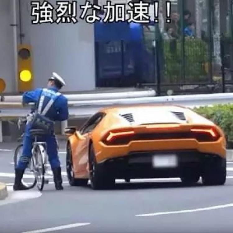 震驚日本成公路傳說