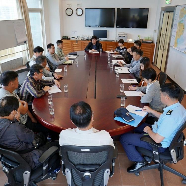 漁期將至 當局部署內港漁船防火計劃
