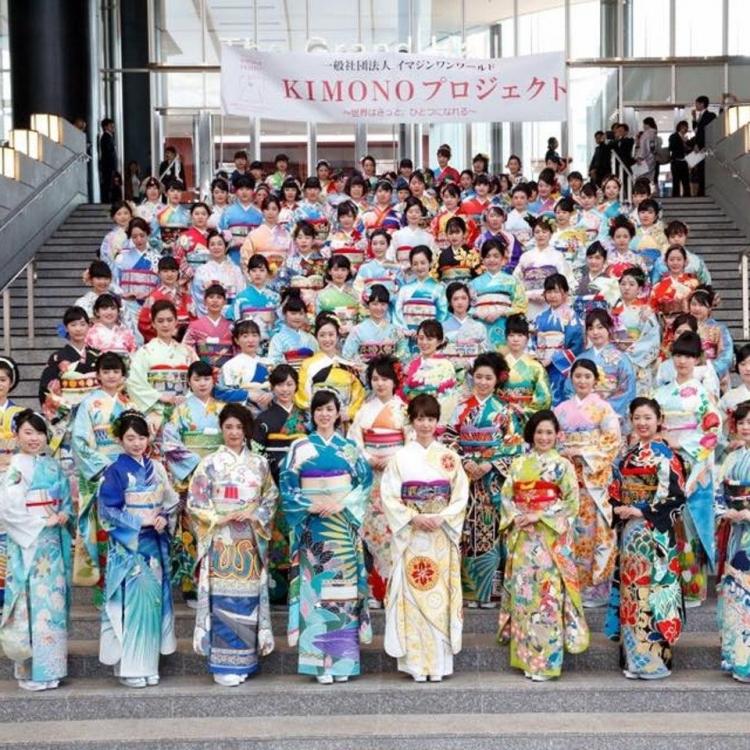 迎東京奧運 日本製196國特色和服
