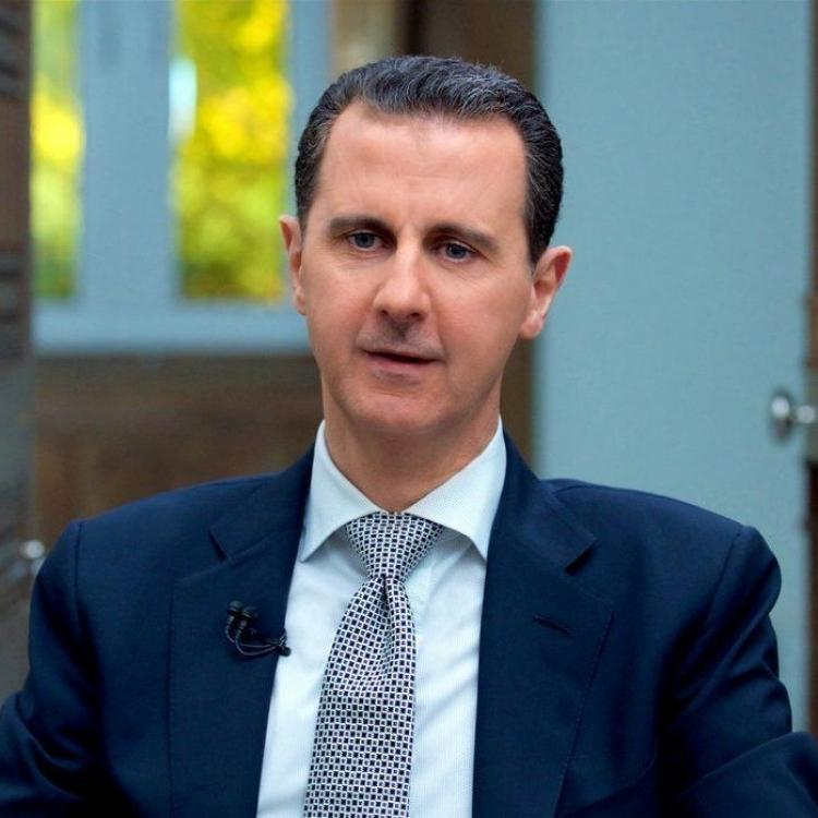【罕有受訪】敘總統直斥化武襲擊為假新聞