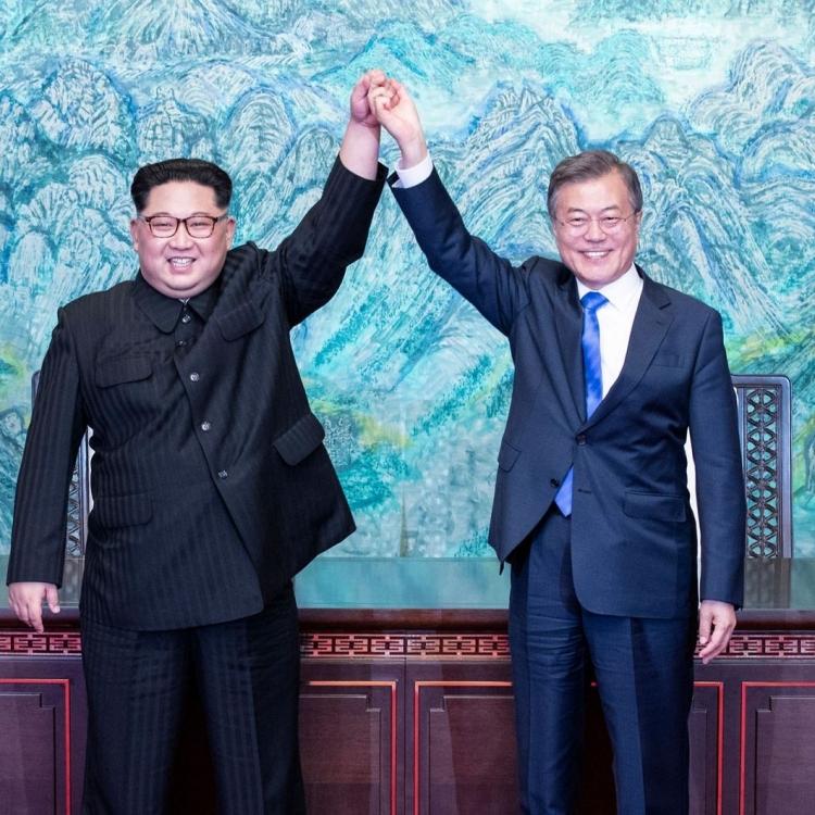 朝鮮「火箭人」變身和平使者