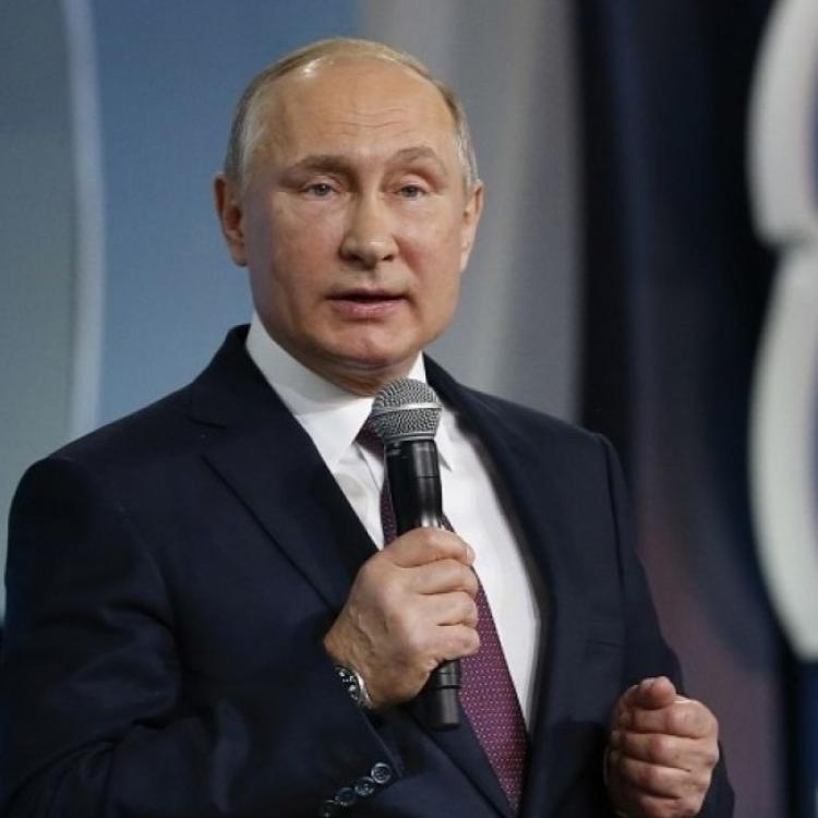普京承諾:全力打擊貪腐