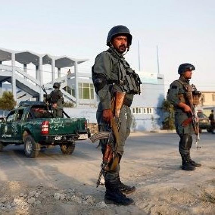 阿富汗政府辦公室遇襲43死傷 IS認責