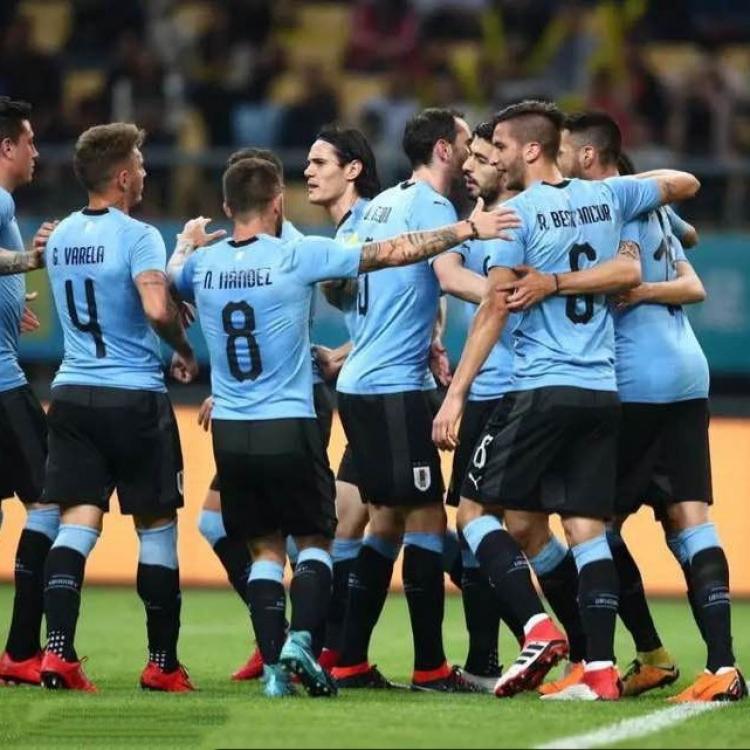 烏拉圭報捷與威爾斯爭中國盃