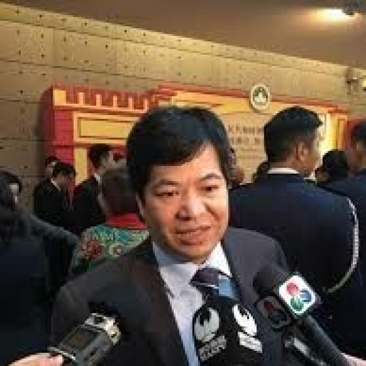 氣象局前局長馮瑞權已退休
