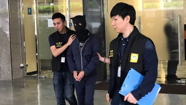 內地漢涉禁錮毆打女友被捕